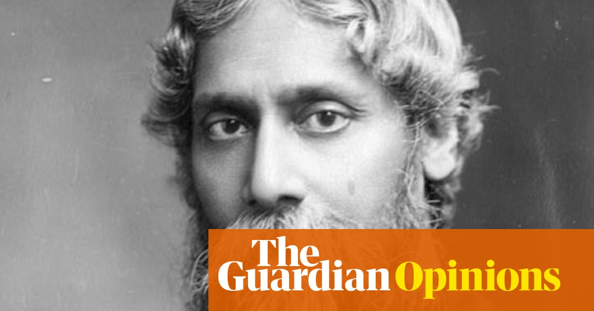 Rabindranath Tagore was a global phenomenon, so why is he so