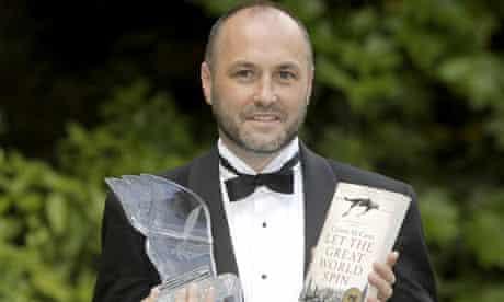 Dublin author Colum McCann wins the 2011 Impac prize