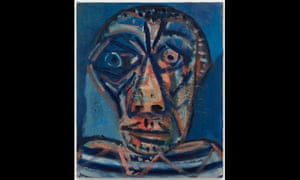 Paul Housley: Self Portrait as Picasso's Last Self Portrait
