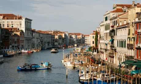Italo Calvino's Venice is the paragon of cities