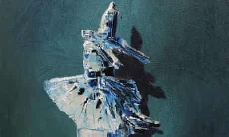 Ivan Seal, Applausiditty (2011), oil on canvas
