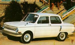 Zaporozhets car, Soviet-era design