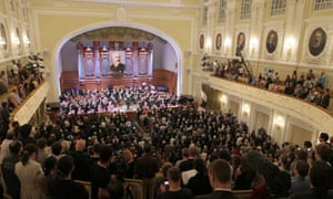 Tchaikovsky Competition - Opening Ceremony