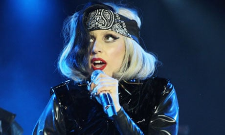 How can i write an essay about lady gaga music and how is it related to commercialism?