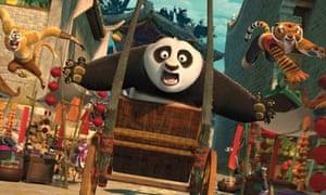 kung fu panda 2 smashes china s box office records film the guardian
