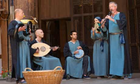 Music at Shakespeare's Globe - Much Ado About Nothing