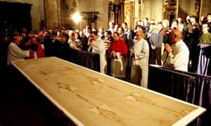 Did Giotto really paint the Turin Shroud? Nah | Art and