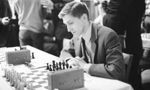 Bobby Fischer in 1965