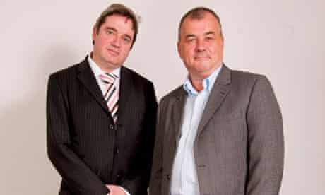 Philip Blond and Brendan Barber