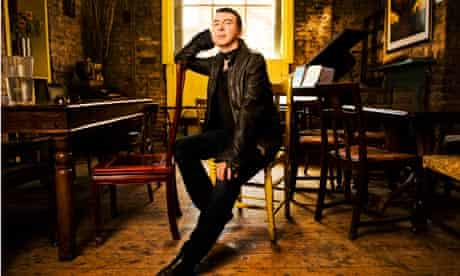 Marc Almond at Wilton's Music Hall in London
