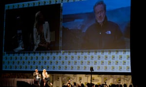 Prometheus Charlize Theron, Damon Lindelof, Ridley Scott