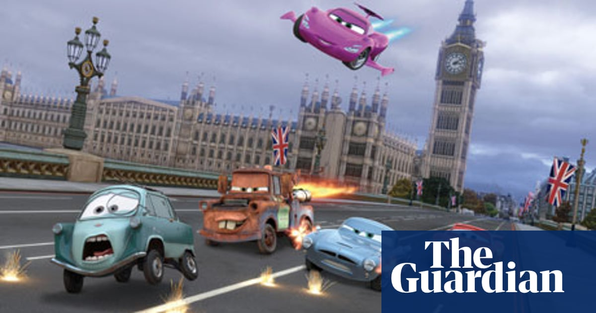 Pixar S John Lasseter Cars 2 Is A Spy Movie Pixar The Guardian