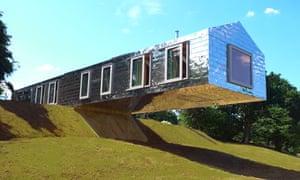 Balancing Barn - Living Architecture