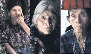 Guatemalan rape victims