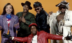 Grandmaster Flash, hip-hop group