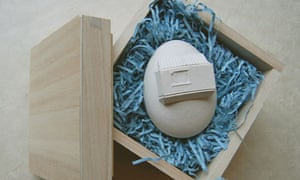 Artist Emily Speed's Egg-Nest-Home-Country-Universe (2010-2011)