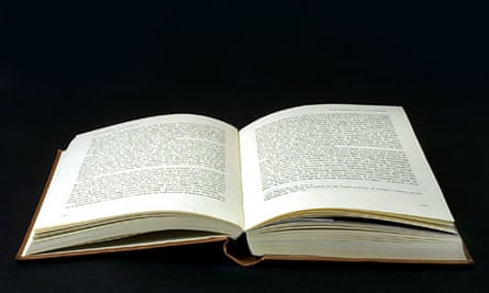Hard-bitten … could ebooks be bringing about the demise of the hardback?
