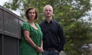 Vicki Featherstone and JohnMcGrath