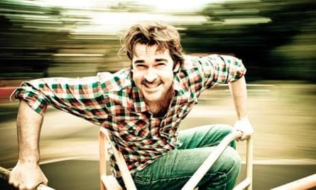 Comedian Adam Riches