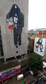 Bristol's See No Evil street art project
