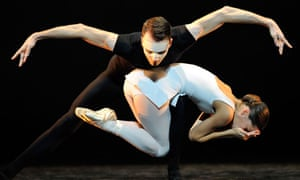 Scottish Ballet perform Kenneth MacMillan's Song of the Earth