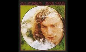 Cover of Van Morrison's 1960s album Astral Weeks