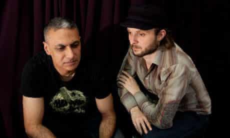 Nitin Sawhney and Sidi Larbi Cherkaoui
