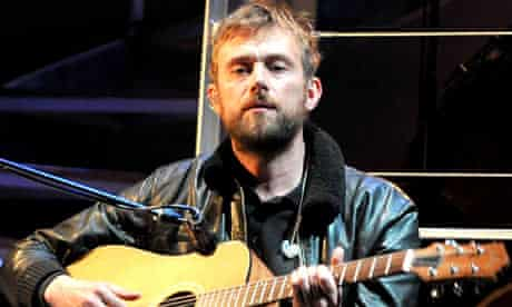 Damon Albarn performs on opening night of Dr Dee