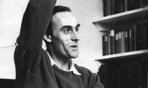 Playwright Norman Frederick Simpson In 1960.