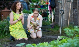 Allotment, about rival sisters