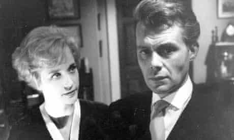 Still from 1961 film Victim, starring Dirk Bogarde and Sylvia Syms