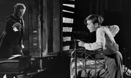 The Turn of the Screw 1954 production