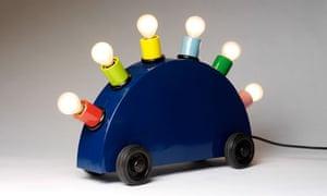 Super Lamp by Martine Bedine (1981)