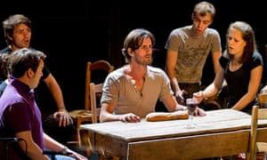 Olivier theatre St Matthew Passion 2011