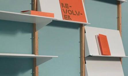 Henry van Nistelrooy's reversible shelving