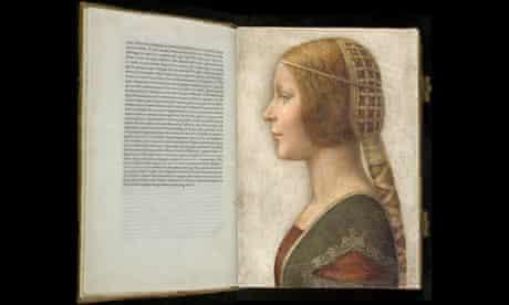 Possible lost painting by Leonardo Da Vinci