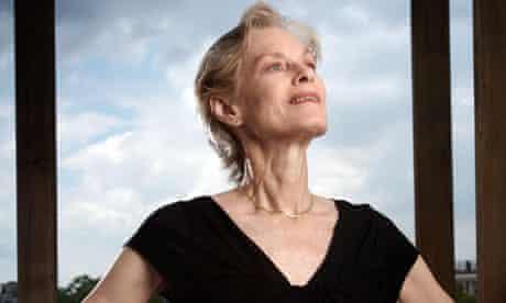 'It was a marathon' … Lucinda Childs in New York.