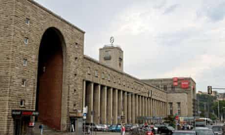 Stuttgart station