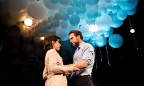 Sally Hawkins and Rafe Spall in Constellations