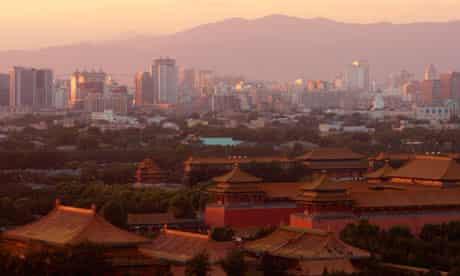 Urban Scenes in Beijing