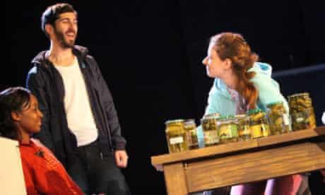 Invisible at Salisbury Playhouse