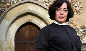 Alice Goodman, Vicar of Fulbourn