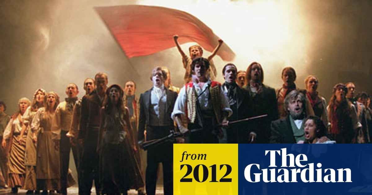 Les Miserables Film To Reunite Original Cast Theatre The Guardian