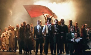 Les Misérables film to reunite original cast   Stage   The