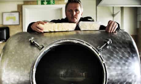 Patrik Johansson - the Butter Viking