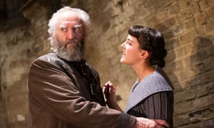 King Lear at the Almeida, London, directed by Michael Attenborough