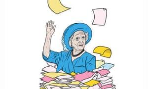 Queen Mother's letters