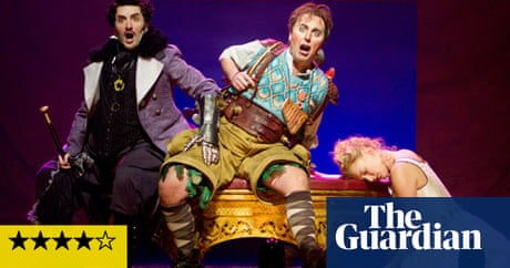 The Magic Flute Review Music The Guardian