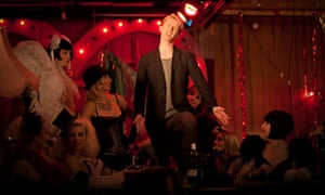 Matthew Floyd Jones, aka Mannish, returns from ITV studios converted to the mores of mainstream pop.