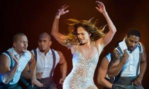 Jennifer Lopez at O2 Arena in London